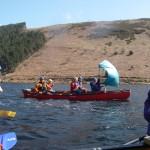 canoe sail