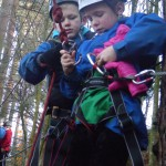 low ropes and canoeing 014